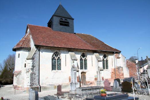 Église Saint-Parres
