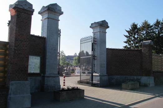 Scherpenheuvel Cemetery