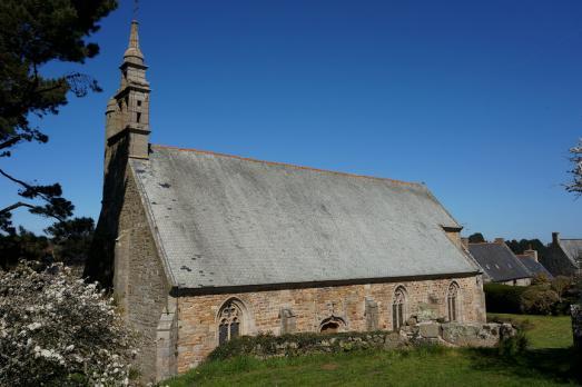 Chapel of Notre-Dame du Yaudet, Ploulec'h