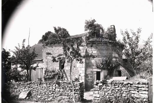 Chapelle de Cosnay