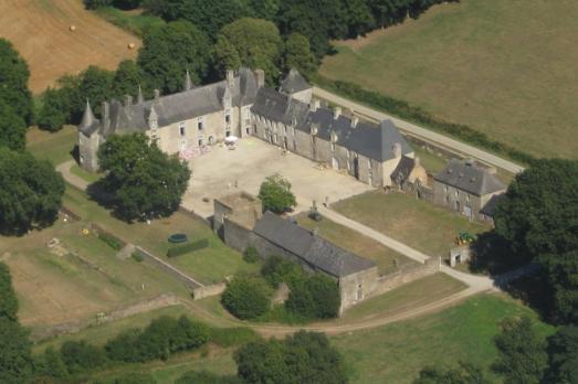 Chapel du château de Callac