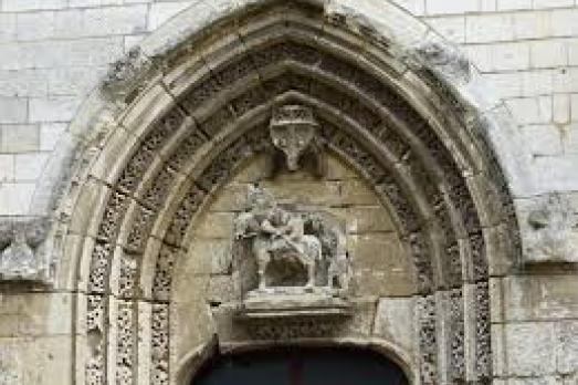 Église Saint-Martin de Frettemolle