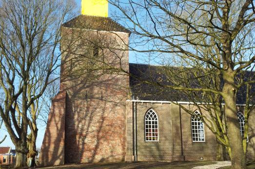 Kerk Hornhuizen