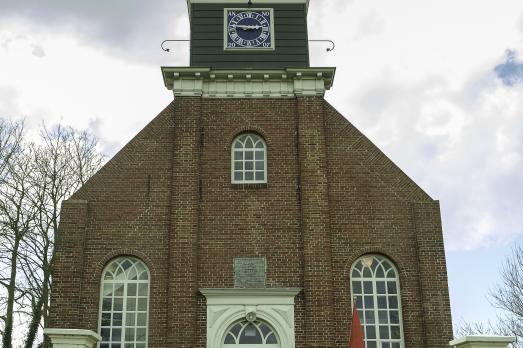Klein Wetsinge Church