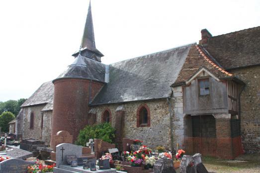 Église Saint-Martin-la-Corneille