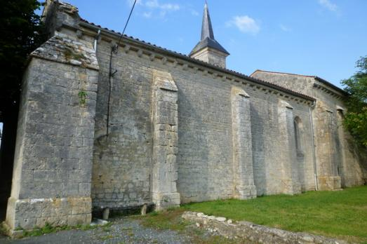 Church of Sainte-Béatrice