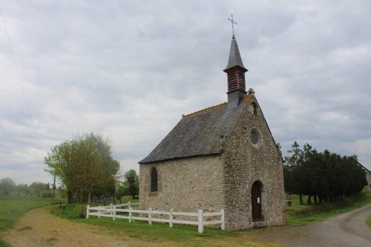 Chapel Sainte-Anne de la Chevalerie