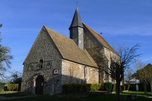 Church of Saint-Christophe