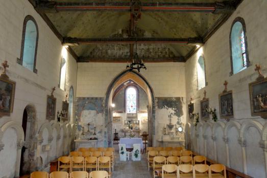 Chapel Saint-Jacques-et-Saint-Christophe d'Auvillers