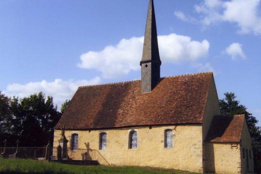 Église Saint-Paterne de Montrond