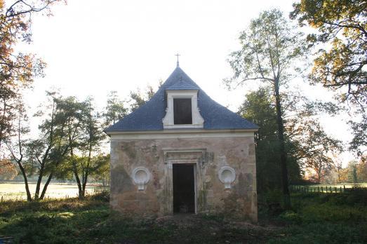 Chapel du château de Montabon