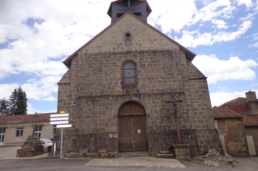 Church of Saint Genest