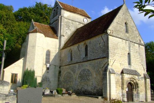 Church of Saint-Pierre-et-Saint-Michel
