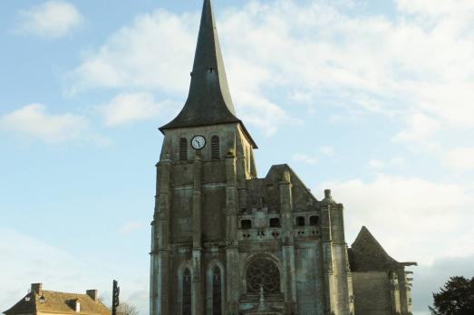 Église Saint-Aubin-et-Saint-Agip