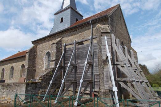 Church of Saint-Félix de Maulain