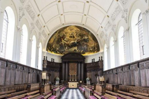 Chapel of the Royal Hospital Chelsea