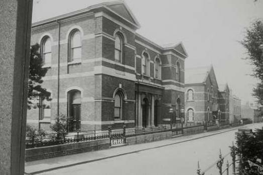 Queen Street Chapel