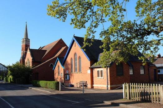 Woodhall Spa Methodist Church