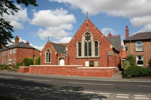 Wragby Methodist Church