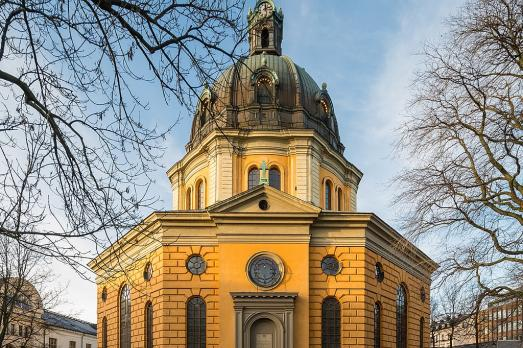 Hedvig Eleonora Church