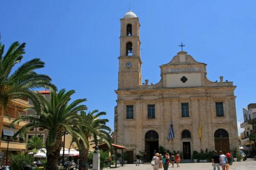 Assumption Cathedral, Chania