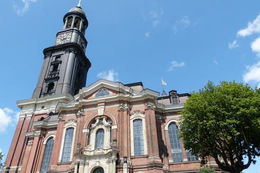 Hauptkirche Sankt Michaelis