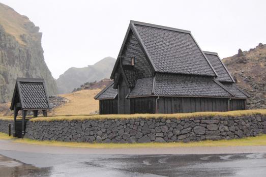 Heimaey stave church