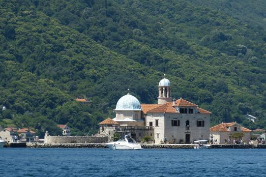 Church of Our Lady of the Rocks, Bay of Kotor