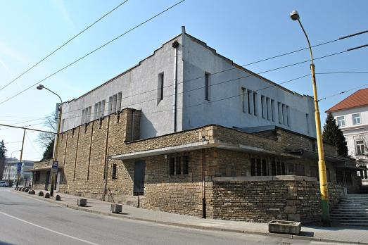 The New Synagogue