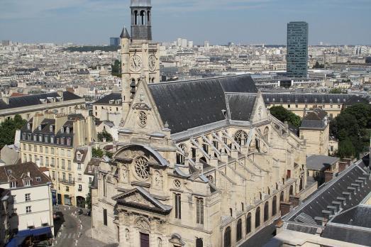 Saint-Étienne-du-Mont Church