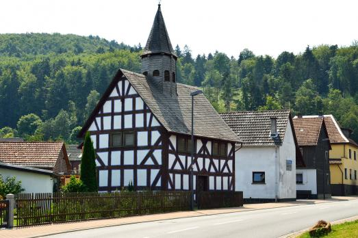 Hommertshausen Church
