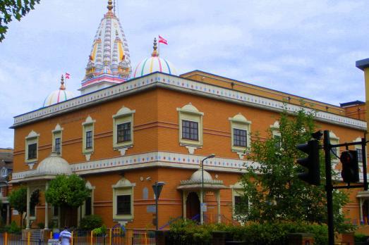 Willesden Shri Swaminarayan Mandir