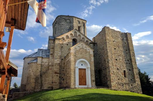 Đurđevi Stupovi Monastery
