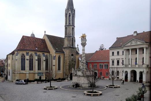 Kecske Church
