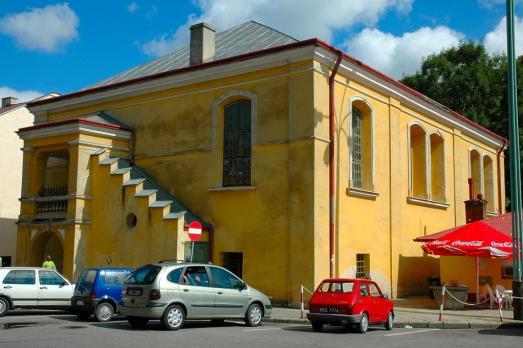Łańcut Synagogue