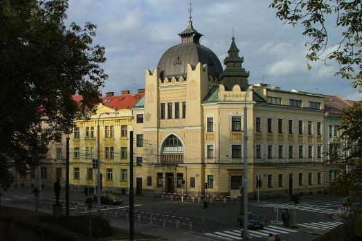 Hradec Králové Synagogue