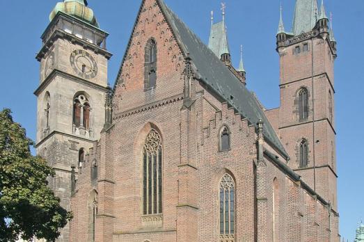 Hradci Králové Cathedral