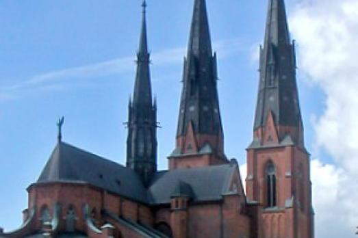 The Uppsala Cathedral