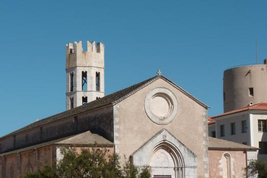 Eglise Saint-Dominique de Bonifacio