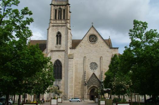 Cathédrale Saint-Caprais d'Agen