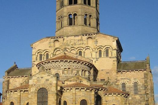 Eglise Saint-Austremoine d'Issoire