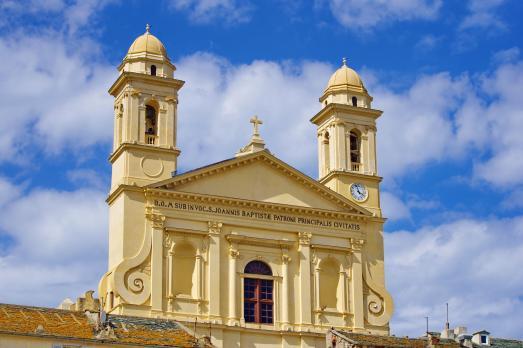 Eglise Saint-Jean Baptiste de Bastia