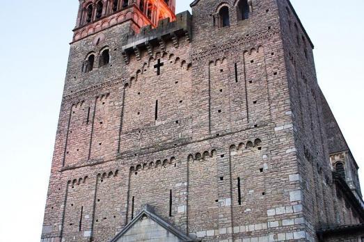 Ancienne église abbatiale de Saint-Philibert de Tournus
