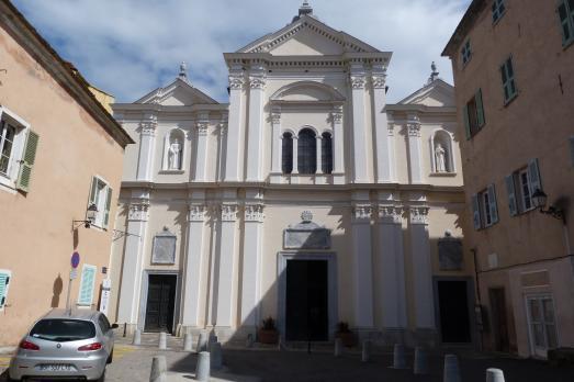 Pro-cathédrale Sainte-Marie de Bastia