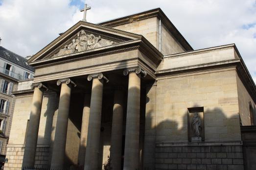 Église Saint-Denys-du-Saint-Sacrement