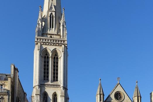 Cathédrale épiscopalienne Sainte-Trinité