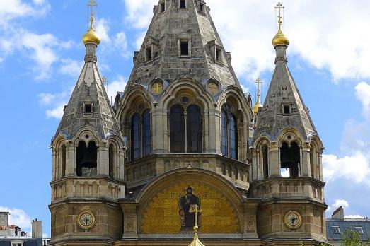 Cathédrale orthodoxe saint-Alexandre Nevski