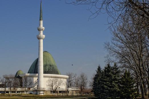 Zagreb Central Mosque