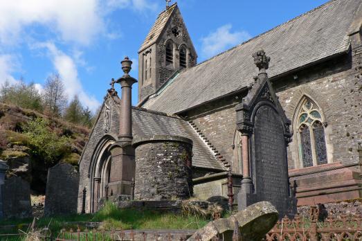 St Gwynno