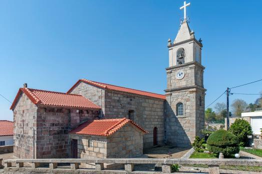 Church of the Saviour of Fervença